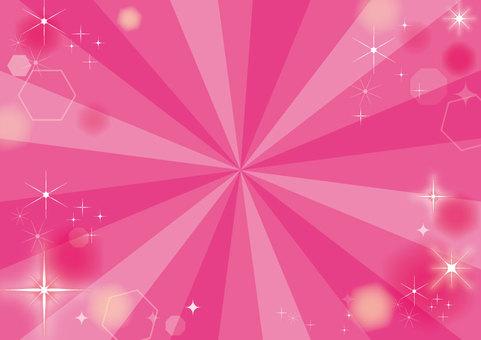 【背景】粉紅色