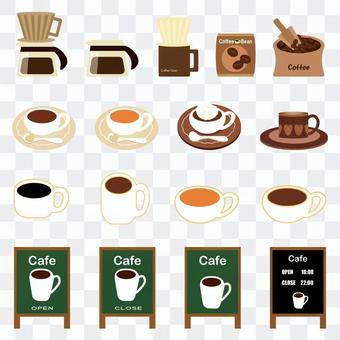 Cafe set 1