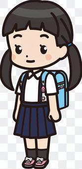 小學女孩2