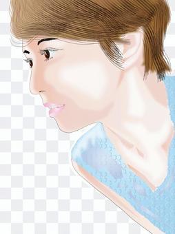 Women's profile profile series 18
