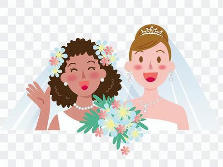 女性同士の結婚-6