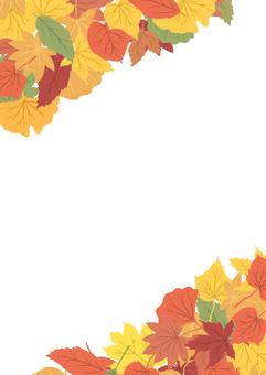 秋葉裝飾框架 8