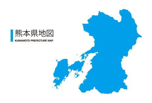 熊本縣_地圖