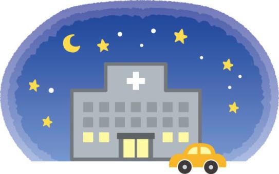 醫院1(夜間)