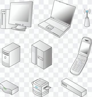 Personal computer · communication equipment