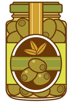 橄欖瓶裝-4c