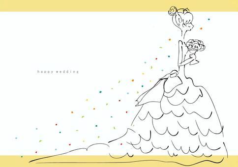 婚纱礼服3