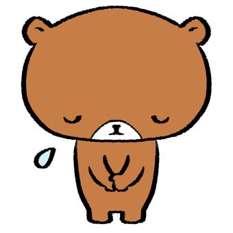 I'm sorry bear brown