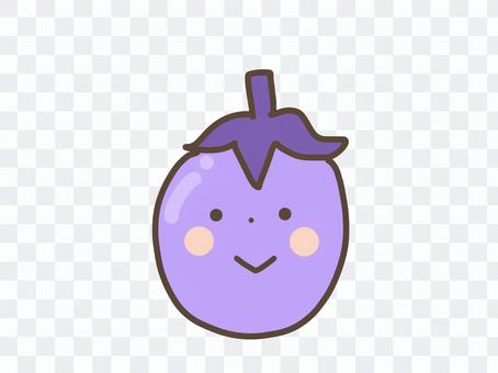 子茄子のキャラクター