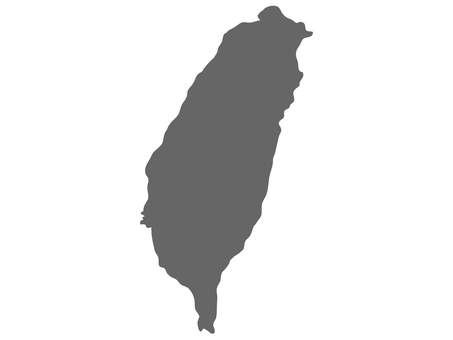 Taiwan_silhouette