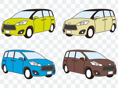 小型貨車 家用車
