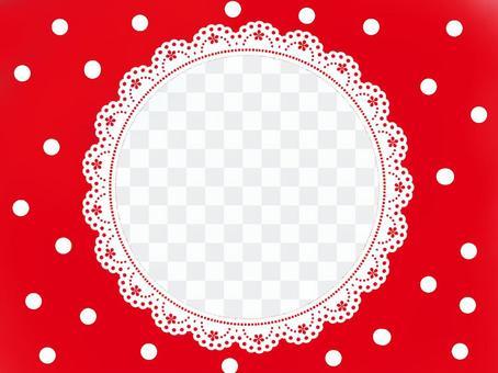 紅點噴霧娘娘腔的框架