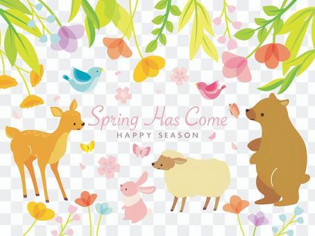 春天的插图集(5)