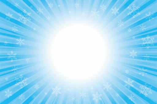 雪晶輻射框架