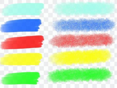 簡單的模擬橫幅集