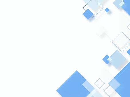 Blue rectangle background