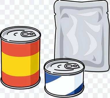 緊急食品罐頭食品罐頭醃製食品