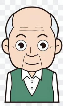 Grandpa (usual)