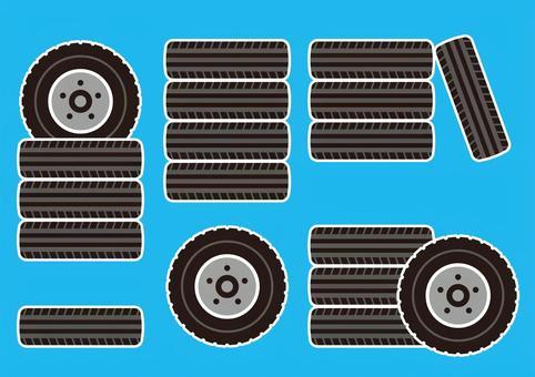 輪胎更換12