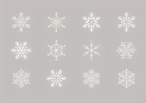 Snow Crystals 10