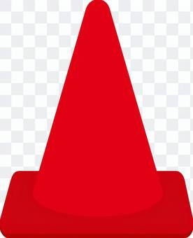 Triangular cone