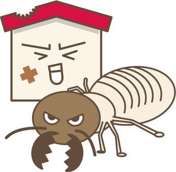 Termite character 2