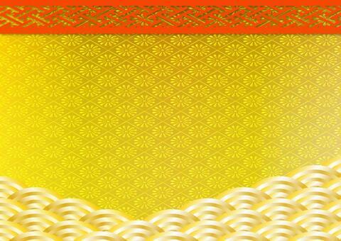 日本風格的框架