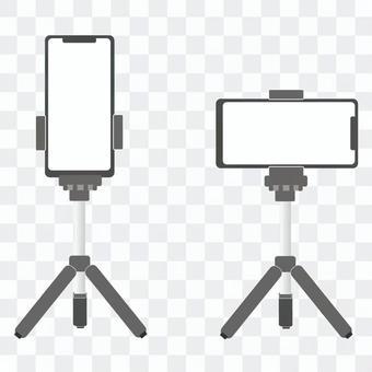 智能手機三腳架