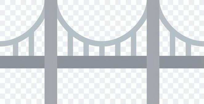 橋樑地圖圖標