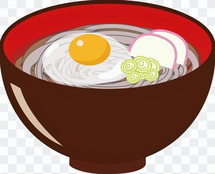 Tsukimi蕎麥麵