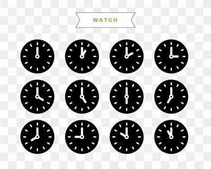 時鐘圖標2