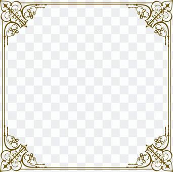 Classic frame frame decorative frame Background decorative frame box
