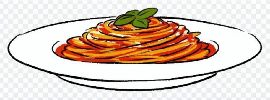 番茄醬意大利面