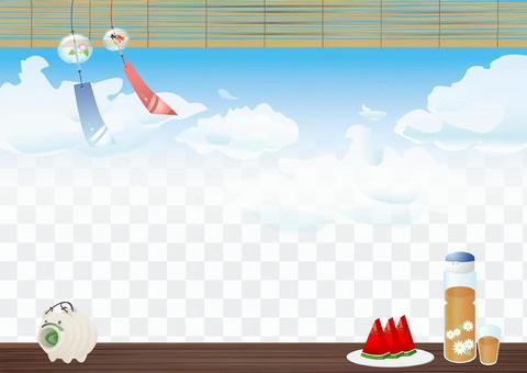 風鈴和風箏