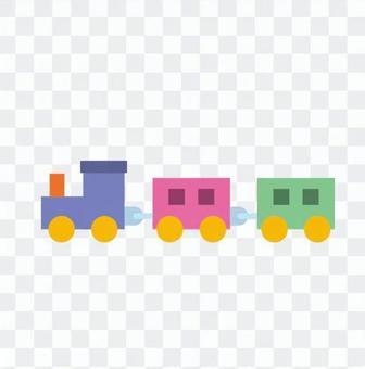 玩具蒸汽机车