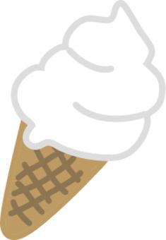 ソフトクリーム バニラ