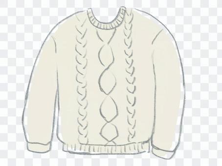 Off-white allan knit