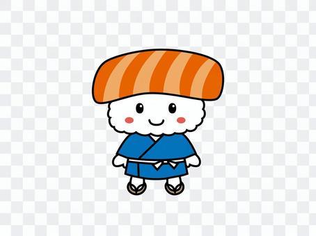 壽司角色Yuru-chara