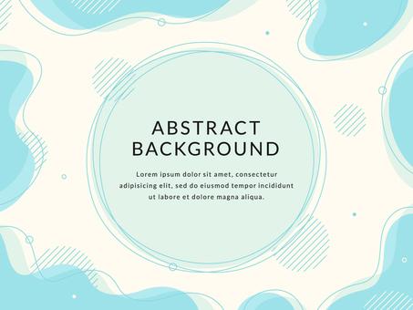 抽象背景和框架 01