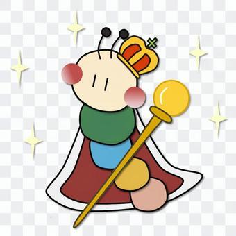 毛毛蟲國王