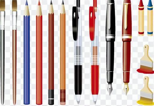 Writing utensil (pen) set