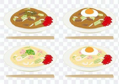 炒麵各種套餐