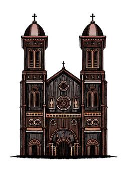 舊浦上天主堂