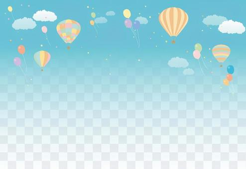 Balloons and balloons
