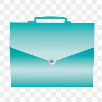 Business bag (blue)