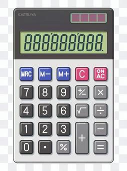 計算器 -  007
