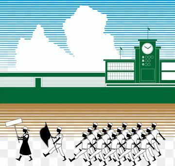 棒球甲子園開幕式三月入學夏季