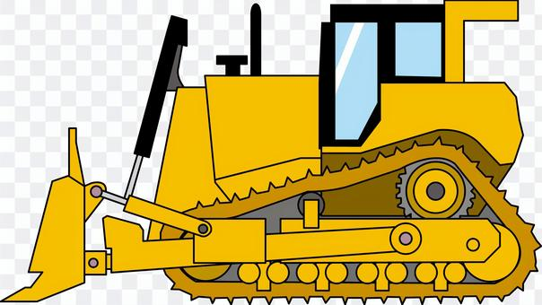 推土機重型建築施工設備