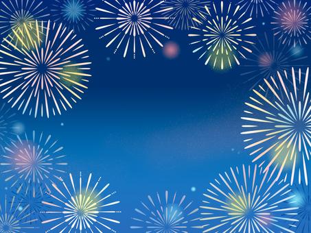Fireworks_background 框架