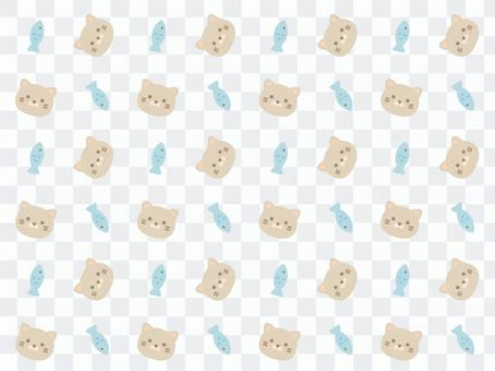 Cat (gray) pattern 3